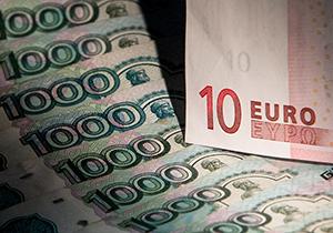Обесценивание российского рубля