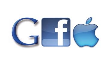 Google, Apple и Facebook потеснят банки
