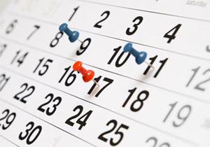 График работы офисов ПФК РЕШЕНИЕ на майские праздники