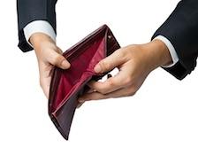 Банкротство физических лиц цена вопроса