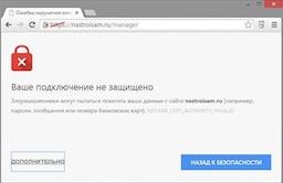 В Сети появился еще один мошеннический сайт-дублер
